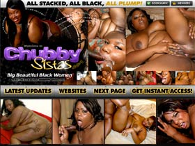 Chubby Sistas - The best big black beautiful women in hardcore BBBW porn videos!