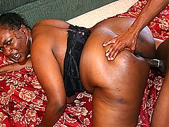 Sexy Black BBW Loves Hard Cock black chubby movies